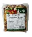 Organic High Energy Ten Color Beans (500g)