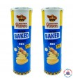 [Bundle Deal] Mister Potato Oven Baked Crisps - BBQ (100g x 2)