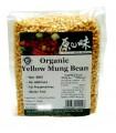 Organic Yellow Mung Beans (500g)