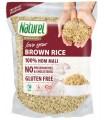 Naturel Organic Brown Rice (2kg)