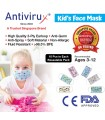 [Medical Grade] Made in Singapore Kids Face Mask (10pcs) - Assorted Designs