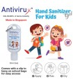 Made in Singapore Kid's Hand Sanitizers (50ml Gel)