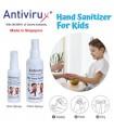 Made in Singapore Kid's Hand Sanitizers (Liquid Spray)