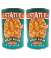 [Bundle Deal] Statue Baked Bean In Tomato Sauce (425g x 2)