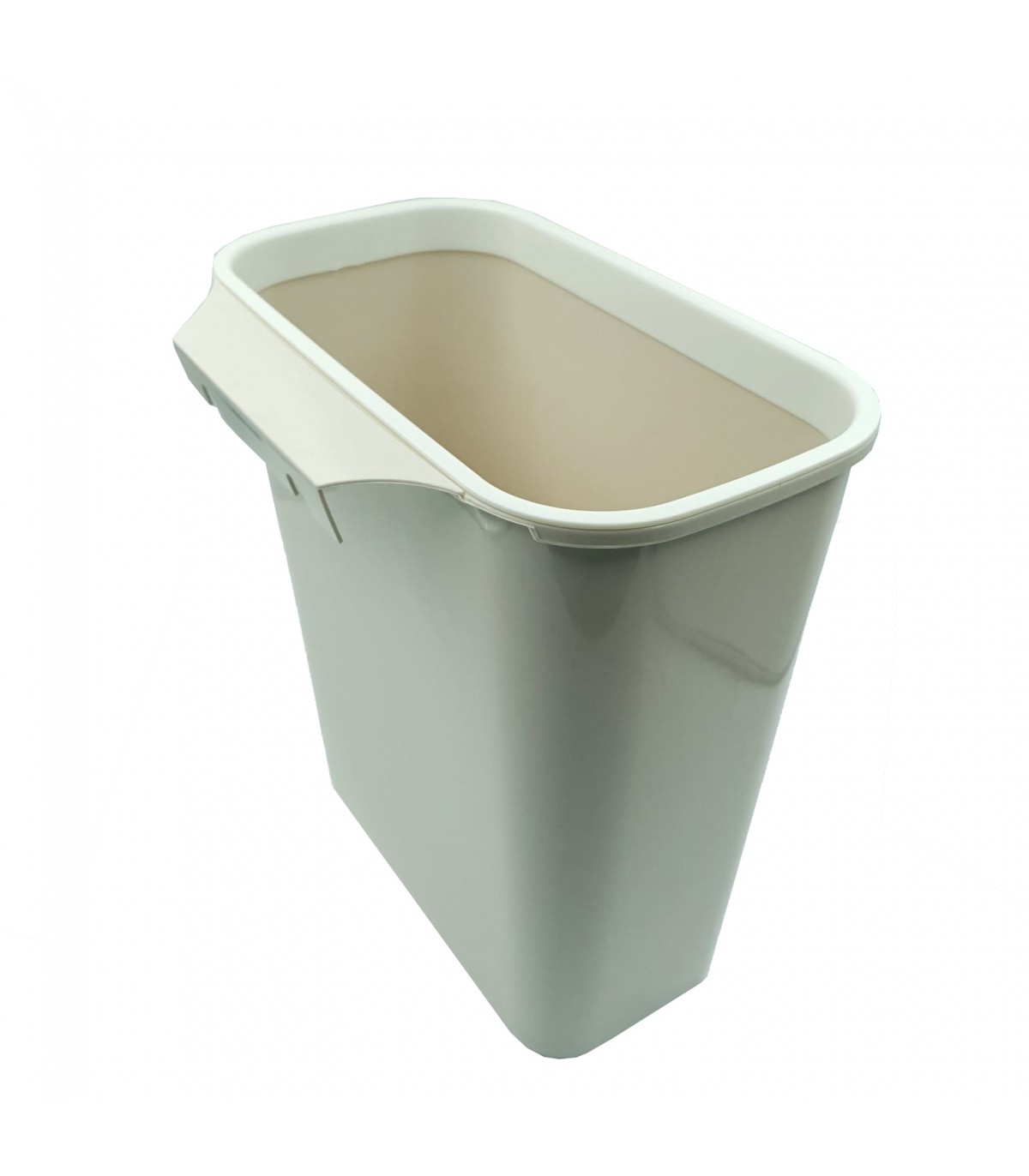 Hanging Trash Bin For Kitchen Cabinet Door Large Need Space On Kitchen Top